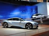 BMW i8 +i3