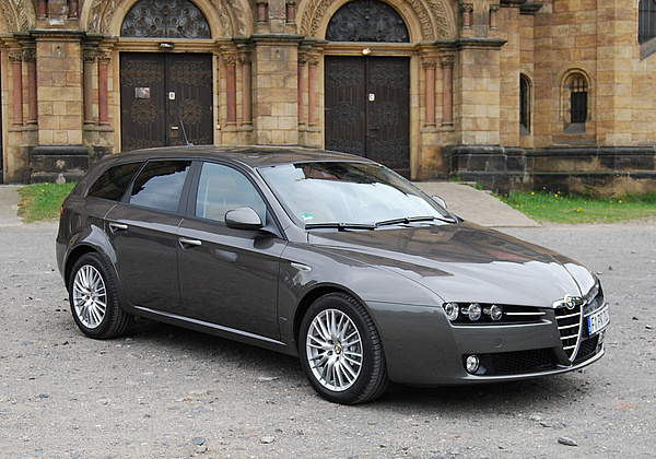Alfa Romeo 159 Wagon Top Power